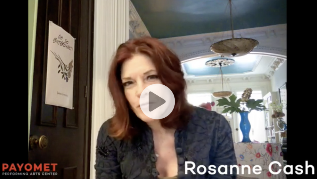 Rosanne Cash for Payomet