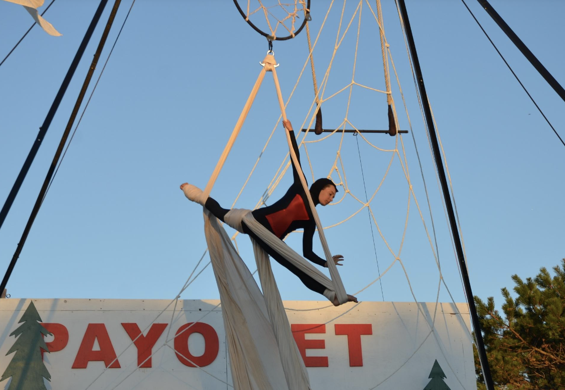 Photo Courtesy of Payomet's Cirque by the Sea