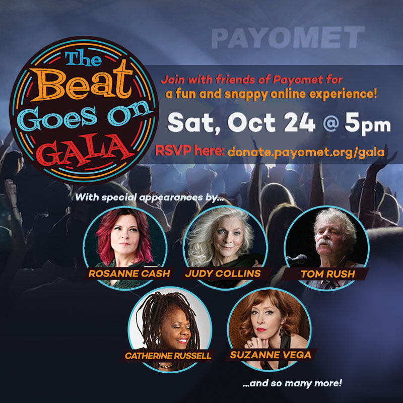 The Beat Goes On Gala October 24 - 5pm