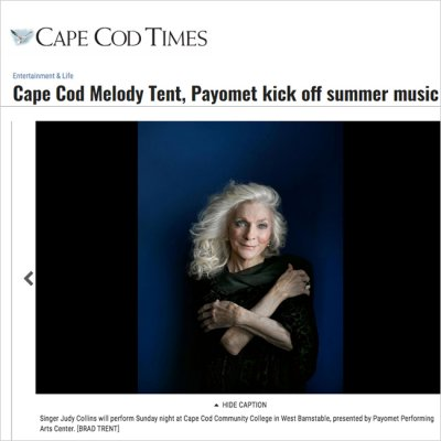Cape Cod Times - Payomet kicks off summer music