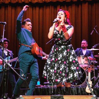 Las Cafeteras for Payomet's Fiesta de Musica