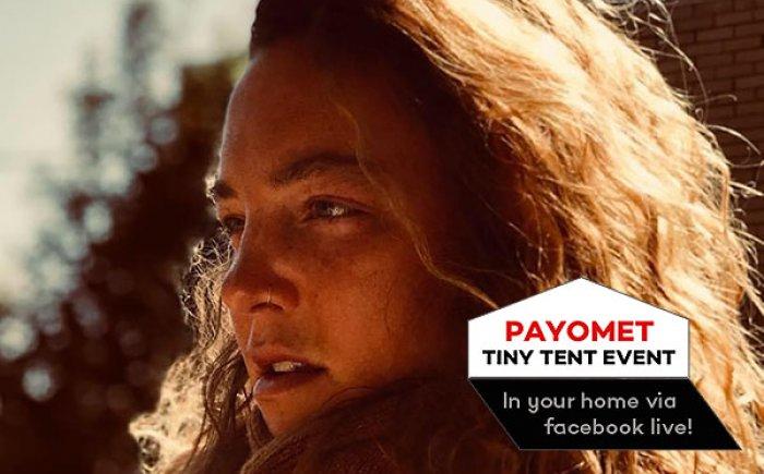 Payomet Live Tiny Tent Event: Jordan Renzi