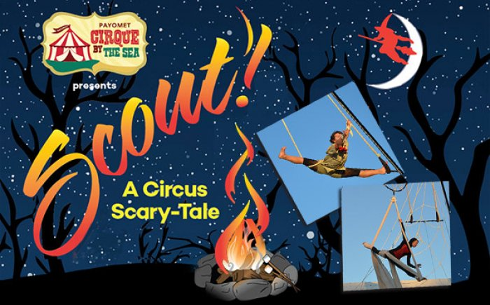 Scout: A Cirque Scary-Tale at Payomet's Drive-In Live