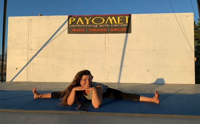 Sunset Stretch with Live Music at Payomet