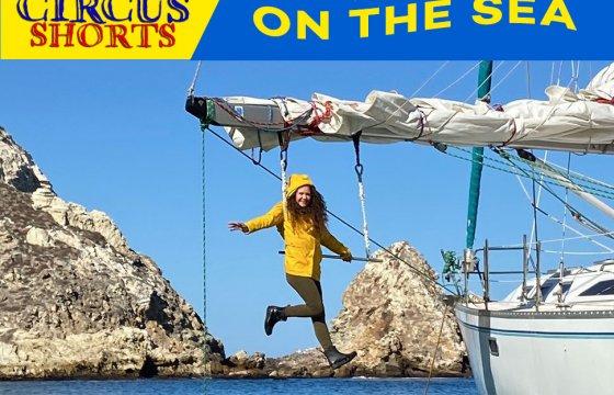 Payomet Circus Shorts: Cirque on the Sea