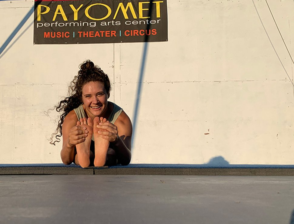 Cirque Circuit - Wake Up Wednesday Physical Training at Payomet