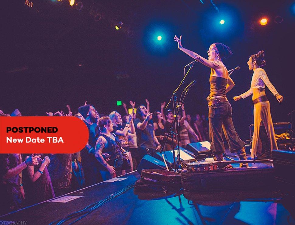 Rising Appalachia at Payomet // Show postponed // New date TBA