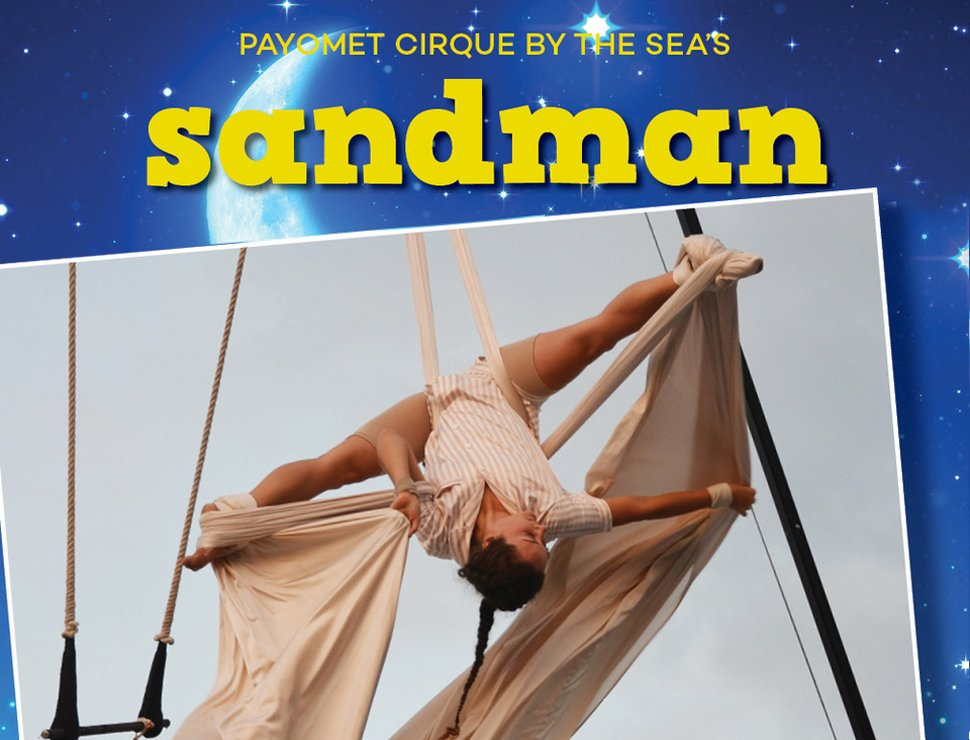 Sandman: Drive-In Live Cirque Show at the Payomet Ballfield