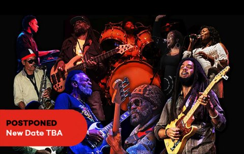 The Wailers at Payomet // Show postponed // New date TBA