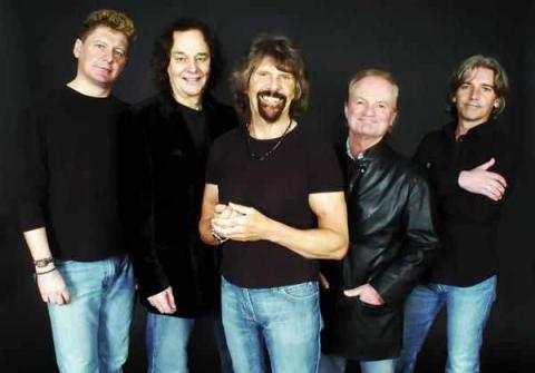 The Zombies with Colin Blunstone & Rod Argent